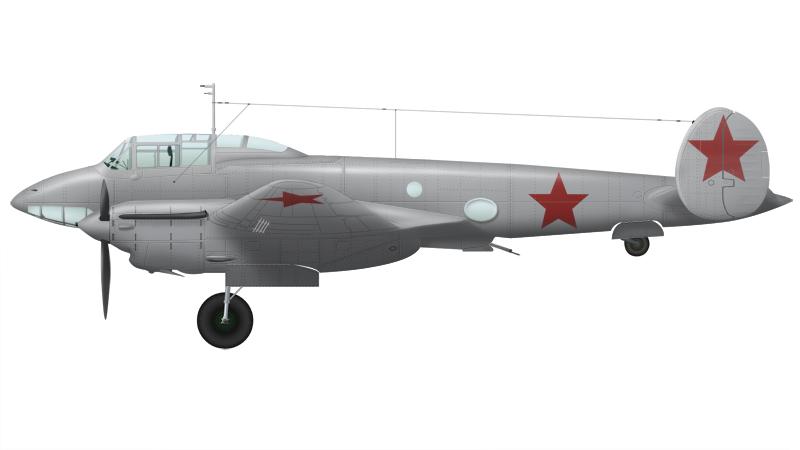 Пе-2 35 серии