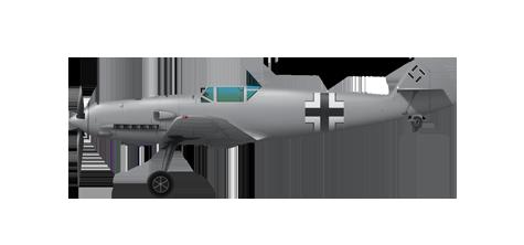 Bf 109 E-7