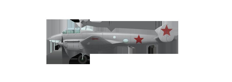 Пе-2 35-й серии